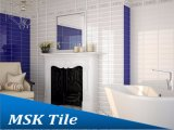 mattonelle lustrate di ceramica bianche lucide di 100X300mm