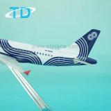 De ModelVliegtuigen van het Afgietsel van de Matrijs van de Luchtbus van de Luchtvaartlijnen van de dageraad A319