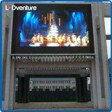 Intense Afficheur LED extérieur imperméable à l'eau du luminosité P6mm SMD pour la publicité