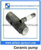 Gaxeta e selo (a metade superior) para o pulverizador mal ventilado de Graco