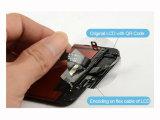 Индикация LCD экрана касания вспомогательного оборудования запасных частей мобильного телефона на iPhone 6 добавочное