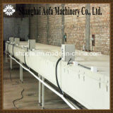 Machine de ligne de production de carreaux revêtue de bois à longue durée de vie