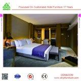 Jogo ajustado da mobília do quarto da mobília do hotel do projeto moderno