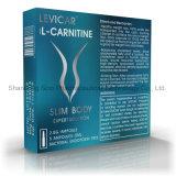 Carrocería de la pérdida de peso eficaz que adelgaza el líquido de la L-Carnitina para la inyección 2.0g