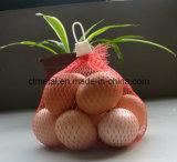 Sacchetto della maglia per le uova o le piccole verdure