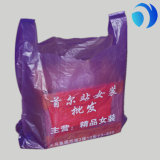 HDPE T-Shirt Plastic Bag Custom Printing