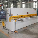 Ventes de l'usine QC12y-4X3200 tondant directement la machine