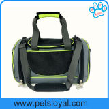 Fábrica por atacado Pet Carrier Bag Dog Cat Crate