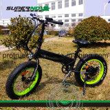 Freno de disco de bicicleta eléctrica plegable con motor de la diversión 8