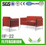 sofà sezionale rosso del tessuto comodo del sofà della casa o dell'ufficio del sesso moderno di modo of-22