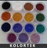 装飾的な雲母粉カラー顔料