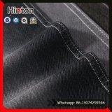 Tecido de confecção de malhas de alta qualidade Jean Fabric French Terry Denim Fabric