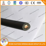 Type câbles solaires d'UL d'UL4703 600V 1000V 2000V de picovolte