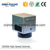 Laser avanzato di Galvo Jd2206 per la macchina per incidere del laser di Galvo di volo