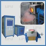Oro rápido de calefacción de la inducción/horno fusorio de la plata para la fundición de la aleación de la precisión