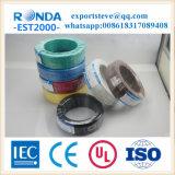 0.75 1 1.5 2.5 fio elétrico flexível da isolação de 4 PVC