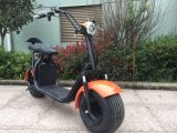 1000W Motor 60V 20ah Battery Harley Citycoco Seev Scooter elétrico