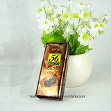 Custom Metal Small Rectangular Chocolate Tin Box, Chocolate Candy Packaging Tin Box