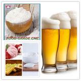 Categoría alimenticia de la alta calidad CMC para espesar