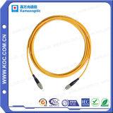 Arricciatura ottica Patchcord Cabel della fibra