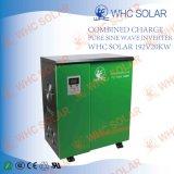 C.C. de Whc ao inversor da potência solar da C.A. que trabalha fora do sistema de grade