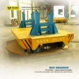 多方向動きのための2つのCross-Rails産業電気Turnplate
