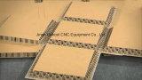 15mm Placa de favo de mel ondulada Máquina de corte oscilante Placa de cortador de faca de amostra