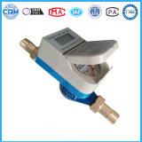 Medidor de fluxo de água de pré-pagamento para uso doméstico