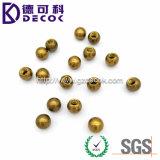 M3糸のための8mm 10mm 12.7mmの15.8mm真鍮の球