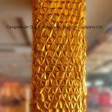 Lámina para gofrar caliente para la decoración del pilar
