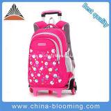 女の子の学校のバックパックのトロリーランドセルBookbag