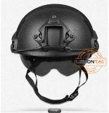 Het kogelvrije Ballistische Bewijs Nij Iiia van de Kogel van de Helm van de Helm Snelle. 44