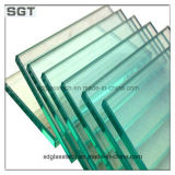 4mm-12mm Raum-Floatglas-ultra weißes Glas für das Fechten