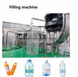 Complete Turn-Key Soft Drink Bebida de suco Máquina de enchimento de enchedora de enchimento a quente