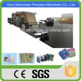 Sgs-anerkannter konkurrenzfähiger Preis-Papierbeutel, der Maschine für Kleber herstellt