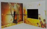 5.0 pulgadas recargable Magnet Switch Video saludo folleto de promoción de la tarjeta (VC-050)