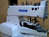El botón Conectar la máquina de coser