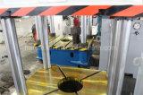 Machine de estampage hydraulique de presse d'action simple de Quatre-Fléau