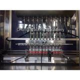 自動果実酒のびんの充填機
