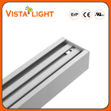 Aluminium Extrusion White Strips Light Linear LED Lighting pour les collèges