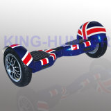 Motorino dell'equilibrio di auto della scheda dell'equilibrio elettrico delle 10 rotelle di pollice due
