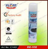 Car Care Keyhole Ice Melt Spray em baixa temperatura