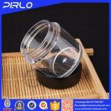 frasco cosmético plástico transparente da alta qualidade 7g