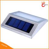 Licht der 2 LED-im Freien Beleuchtung-Sonnenenergie-LED, Solargarten-Licht