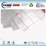 PP / PE Feuille d'aluminium conductrice en tissu non tissé