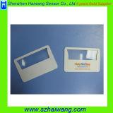 Kreditkarte-Vergrößerungsglas-Vergrößerungsglas mit LED-Licht (HW-212)