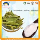 Estratto organico del foglio di Stevia del dolcificante naturale con Rebaudiosidea