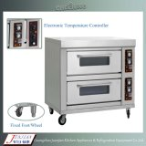 Doppeltes-Layer Four-Tray Bakery und Pizza Gas Oven
