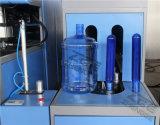 20 L en plastique semi-automatique Machine de moulage par soufflage de bouteilles PET
