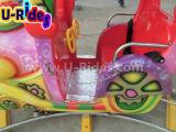 Train électrique de Kiddie de conduite d'amusement pour le parc d'attractions